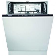 Вбудована посудомийна машина Gorenje GV62010