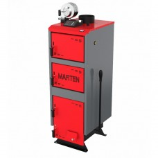 Котел твердопаливний тривалого горіння Marten Comfort MC-24