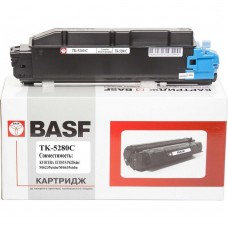 Лазерний картридж Basf Картридж для Kyocera Mita 1T02TWCNL0 Cyan (KT-TK5280C)