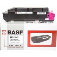 Лазерний картридж Basf Картридж для Kyocera Mita 1T02TWBNL0 Magenta (KT-TK5280M)