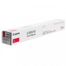 Тонер для принтера Canon C-EXV51 Magenta (0483C002AA)