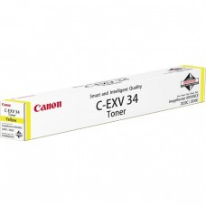 Тонер для принтера Canon C-EXV34 Yellow (3785B002AA)