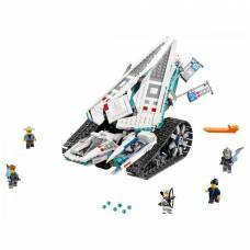 Блочний конструктор Lego Ninjago Крижаний танк (70616)