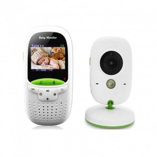 Відеоняня Baby Monitor VB602 White