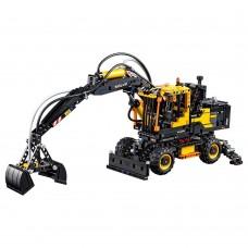 Авто-конструктор Lego Technic Экскаватор Volvo EW 160E (42053)