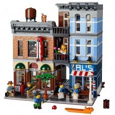 Блоковий конструктор Lego Кабінет детектива (10246)