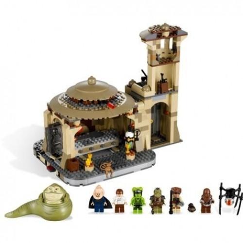 Пластмасовий конструктор Lego Star Wars Палац Джаббы 9516