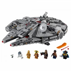 Блоковий конструктор Lego Star Wars Сокол Тысячелетия (75257)