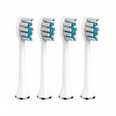 Насадки для Ультразвукової зубної щітки Medica Probrush 9.0 (ULTASONIC) White (4 штуки)