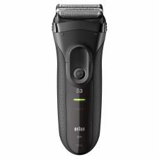 Електробритва чоловіча Braun Series 3 3020s Black