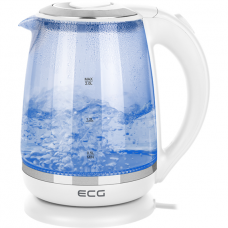 Электрочайник Ecg RK 2020 White Glass