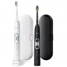 Електрична зубна щітка (набір) Philips Sonicare ProtectiveClean 6100 HX6877/35