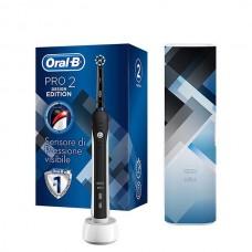 Електрична зубна щітка Oral-B D501 Pro 2 2500 Design Edition Black
