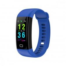 Фітнес-браслет Lemfo F07 Health Blue