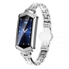 Фітнес-браслет Finowatch B78 Silver