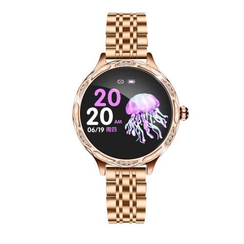 Фітнес-браслет Lemfo Fashion M9 Gold