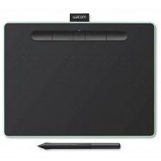 Графічний планшет Wacom Intuos M Bluetooth Pistachio (CTL-6100WLE-N)
