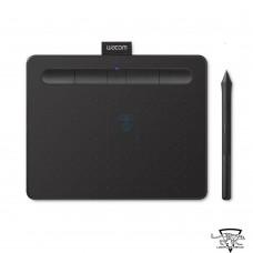 Графічний планшет Wacom Intuos s Bluetooth Black (CTL-4100WLK-N)