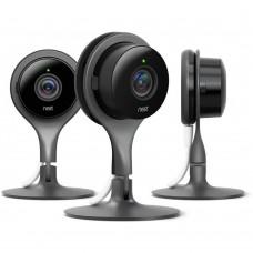 IP-камера відеоспостереження Google Nest Cam Indoor 3 Pack (NC1104US)