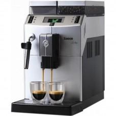 Кавомашина автоматична Saeco Lirika Plus Cappuccino Silver (RI9841 / 01)