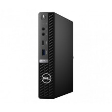 Десктоп Dell Optiplex 7080 Mff i5-10500T/8GB/256/Win10P (N007O7080Mff)