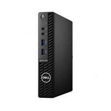 Десктоп Dell Optiplex 3080 Mff i5-10500T/8GB/256/Win10P (N221O3080MffAC)