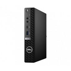 Десктоп Dell Optiplex 7080 Mff i7-10700T/16GB/256/Win10P (N014O7080Mff)