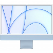 Моноблок Apple iMac 24 M1 Blue 2021 (MJV93)