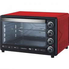 Електродуховка настільна Liberton LEO-650 Red
