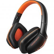 Навушники з мікрофоном Kotion Each B3506 Black-orange