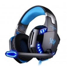 Компьютерная гарнитура Kotion Each G2200 Black-blue