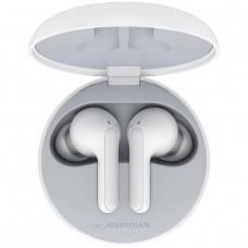Навушники Tws (повністю бездротові) LG Tone Free FN4 True Wireless White (HBS-FN4.ABRUWH)