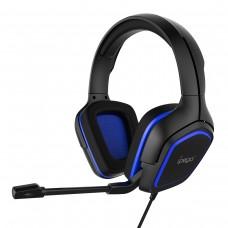 Навушники з мікрофоном iPega PG-R006 Black-blue