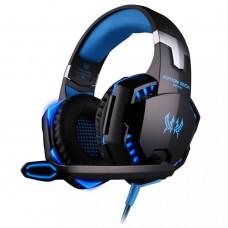 Комп'ютерна гарнітура Kotion Each G2000 Black Blue (PH-1381)