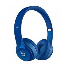 Навушники з мікрофоном Beats by Dr. Dre Solo2 Blue (MHBJ2)