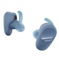 Навушники Sony WF-SP800N Blue
