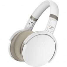 Навушники з мікрофоном Sennheiser HD 450 BT White (508387)