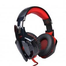 Компютерна гарнітура Kotion Each G2000 Black/Red (G2000BR)