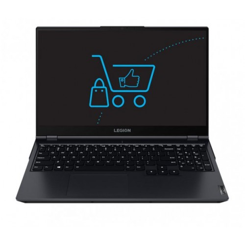 Ноутбук Lenovo Legion 5-15 Ryzen 5/16GB / 512 RTX3060 120Hz (82JU009VPB)