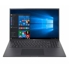 Ноутбук LG Gram 16z90p i7 11gen/16GB/512 / Win10 Black (16z90p-G. AA75Y)