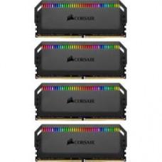 Память Corsair 64 gb (4x16gb) DDR4 3200 MHz Dominator Platinum Rgb (CMT64GX4M4C3200C16)