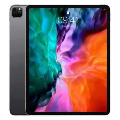 Планшет Apple iPad Pro 12.9 2020 Wi-Fi Cellular 1TB Space Gray (MXG22, MXF92)
