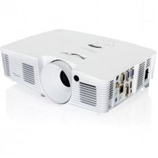Мультимедійний проектор Optoma W402 (95. 70801GC0E)
