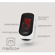 Пульсоксиметр Medica Cardio control 4.0 (Японія)