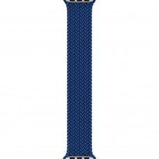Apple Atlantic Blue Braided Solo Loop Watch-Size 10 для Watch 42 / 44mm (MY8H2)