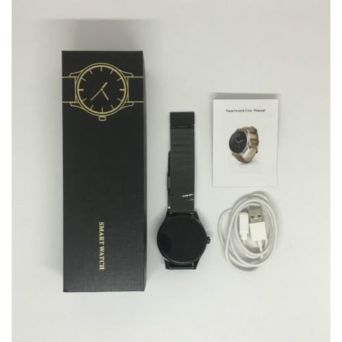 Смарт-годинник Lemfo K88H Black