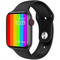Смарт-годинник Iwo 10 Lite Plus Black