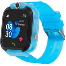 Дитячий розумний годинник AmiGo GO007 Flexi Gps Blue