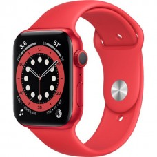 Смарт-Apple Watch Series 6 Gps 44mm (PRODUCT)RED Aluminum Case w. (PRODUCT)RED Sport B. (M00M3)