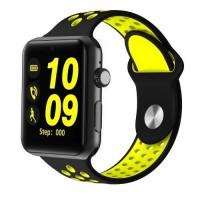 Смарт-годинник Lemfo LF07 Plus Black-Yellow